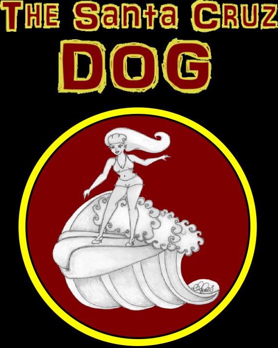 Hot Dogs in Santa Cruz