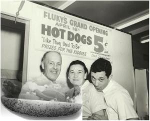 Fluky's Chicago Dog History