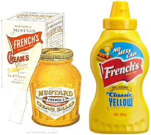 Frenchs Mustard Hot Dog